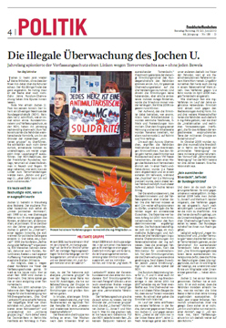 Frankfurter Rundschau, Seite 4