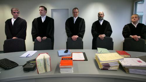 VG Berlin am 1.3.2012 mit Richter Peters