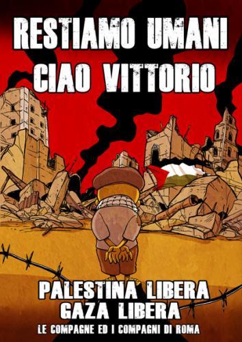 Ciao Vittorio Bassarosso